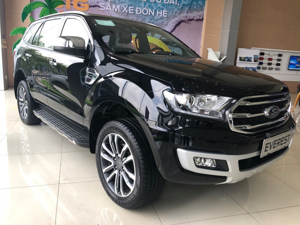Ford Everest Titanium 2019 4x4