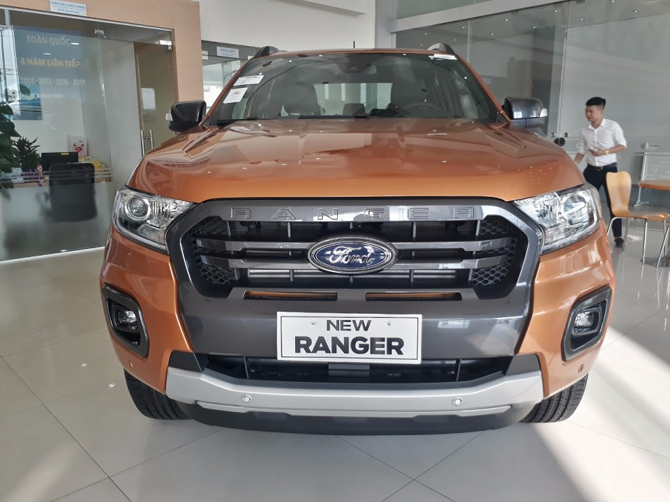 Ford Ranger Wildtrak 2.0 4X4 AT Bi-Turbo